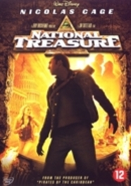 National treasure, (DVD) PAL/REGION 2 // W/NICOLAS CAGE (DVD), MOVIE, DVDNL