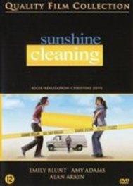 Sunshine cleaning, (DVD) PAL/REGION 2  /AMY ADAMS MOVIE, DVD