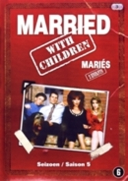 Married with children - Seizoen 5, (DVD) BILINGUAL TV SERIES, DVDNL