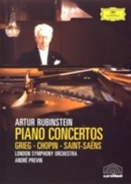 Artur Rubinstein - Piano Concertos