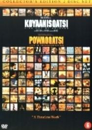 Koyaanisqatsi & Powaqqatsi