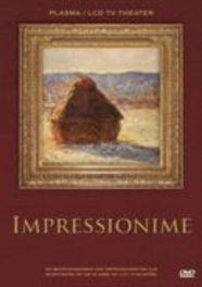 Plasma Tv - Dvd - Meesterwerken Impressionnisme