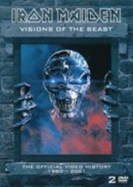 VISIONS OF THE BEAST .. -REPACKAGE- DVD, IRON MAIDEN, DVDNL