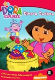 Dora - Eieren zoeken, (DVD) PAL/REGION 2 (DVD), ANIMATION, DVDNL