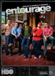 Entourage - Seizoen 3 deel 1, (DVD) PAL/REGION 2 // W/ANTHONY ANDERSON/JAMES CAMERON/A.O. (DVD), TV SERIES, DVDNL