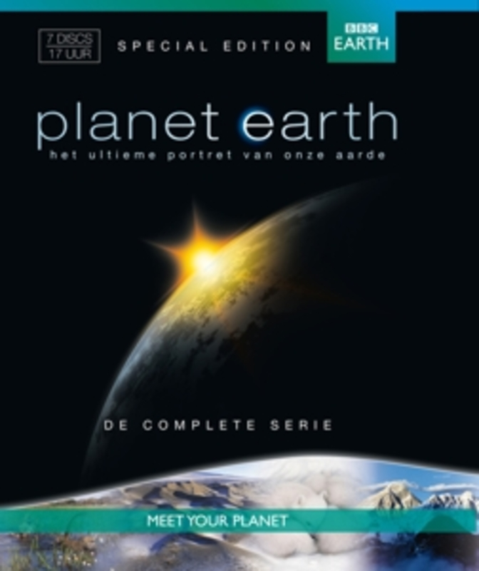 Planet Earth - Complete serie (6-DVD Box)