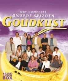 Goudkust - Seizoen 2, (DVD) PAL/REGION 2. TV SERIES, DVDNL