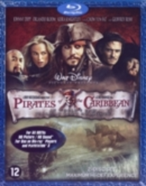 Pirates of the Caribbean 3 - At world's end, (Blu-Ray) ..3: AT WORLD'S END / BILINGUAL /CAST: JOHNNY DEPP (BLU-RAY), MOVIE, Blu-Ray