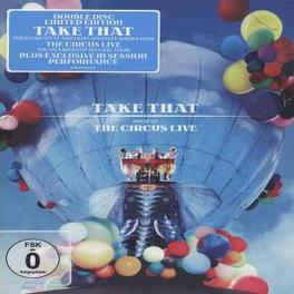 Take That - The Circus Live - Digipack & Bonus Dvd