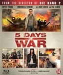 5 days of war, (Blu-Ray)