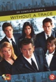 Without A Trace Seizoen 5 (3DVD)