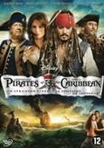 Pirates of the Caribbean 4 - On stranger tides, (DVD) ON STRANGER TIDES / BILINGUAL /CAST: JOHNNY DEPP