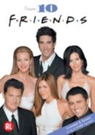 Friends - Seizoen 10, (DVD) CAST: JENNIFER ANISTON, COURTENEY COX TV SERIES, DVDNL