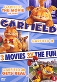 Garfield trilogy, (DVD)
