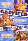 Garfield trilogy, (DVD)