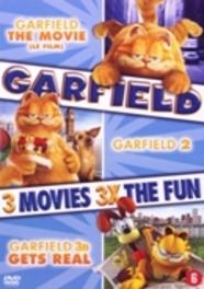 Garfield trilogy, (DVD) (DVD), ANIMATION, DVDNL