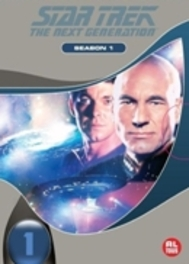 Star Trek: The Next Generation - Seizoen 1 (Repack)