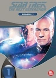 Star trek the next generation - Seizoen 1, (DVD) *REPACKAGE* // BILINGUAL (DVD), TV SERIES, DVDNL