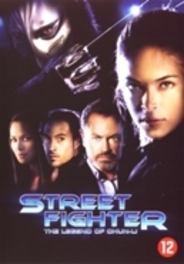 Street Fighter The Legend Of Chun-Li (DVD)
