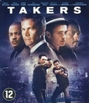 Takers, (Blu-Ray)