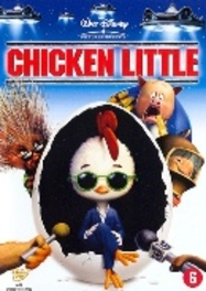 Chicken little, (DVD) PAL/REGION 2-BILINGUAL (DVD), ANIMATION, DVDNL