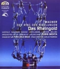 Uusitalo, Daszak,Kapellmann, Larsso Das Rheingold,Valencia 2007