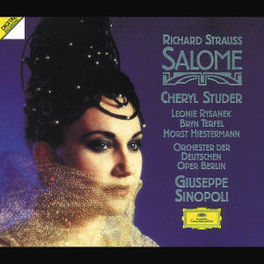 SALOME C.STUDER/G.SINOPOLI Audio CD, R. STRAUSS, CD