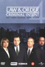Law & Order: Criminal Intent - Seizoen 4
