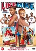 Like mike 1 & 2, (DVD)