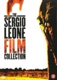 Sergio Leone film collection, (DVD) BILINGUAL /CAST: CLINT EASTWOOD, ELI WALLACH MOVIE, DVDNL