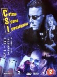 Crime Scene Investigation - Seizoen 1: Afl. 1.13-1.23 - DVD