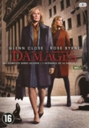 Damages - Seizoen 3 (3DVD)