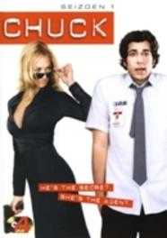 Chuck - Seizoen 1, (DVD) TV SERIES, DVDNL