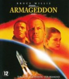 Armageddon, (Blu-Ray) BILINGUAL // W/BRUCE WILLIS, BEN AFFLECK & LIV TYLER MOVIE, BLURAY