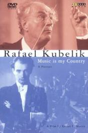 Rafael Kubelik-Music Is My Country // Ntsc/All Regions/By Reiner E.Moritz