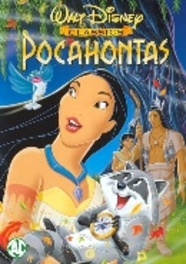 Pocahontas, (DVD) PAL/REGION 2 DVD, ANIMATION, DVDNL