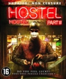 Hostel Part III (Blu-ray)