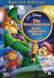 Speurneuzen, (DVD) PAL/REGION 2-BILINGUAL ANIMATION, DVD