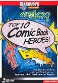 Top 10 comic book heroes,...