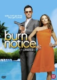 Burn Notice - Seizoen 2 (4DVD)