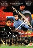 Flying dragon leaping...