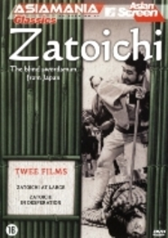 Zatoichi At Large & Zatoichi In Desperation