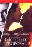 Indecent proposal, (DVD)