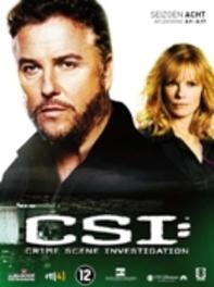 CSI: Las Vegas - Seizoen 8, deel 2 (3DVD)