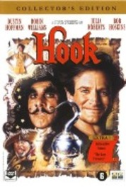 Hook, (DVD) BILINGUAL/ W/ROBIN WILLIAMS,DUSTIN HOFFMAN (DVD), MOVIE, DVDNL