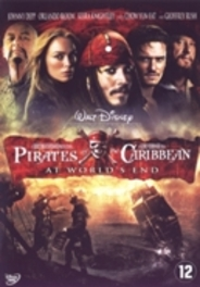 Pirates of the Caribbean 3 - At world's end, (DVD) BILINGUAL / AT WORLD'S END /CAST: JOHNNY DEPP MOVIE, DVD