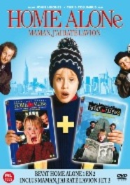 Home Alone 1 + 2 (2 dvd)