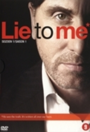 Lie To Me - Seizoen 1 (4DVD)