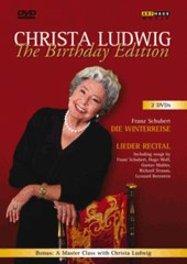 Christa Ludwig - Birthday Edition