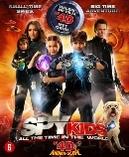 Spy kids 4 (3D), (Blu-Ray)